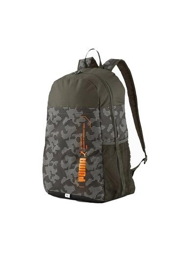 Puma Puma07670307 Style Backpack Unisex Günlük Sırt ve Okul Çantası Yeşil